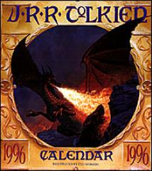 1996 Tolkien Calendar
