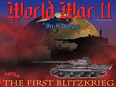 First Blitzkrieg, The