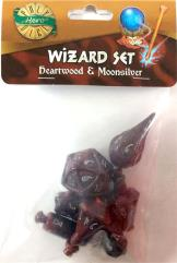 Wizard Set - Heartwood & Moonsilver (7)
