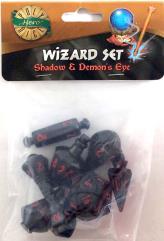 Wizard Set - Shadow & Demon's Eye (7)