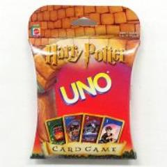 Uno (Harry Potter Edition)