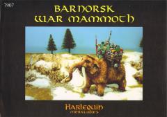 Barnorsk War Mammoth