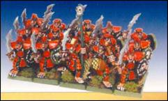 Fal'Shizzar's Ver'Men Clan Warriors
