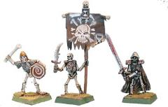 Skeleton Warrior Command