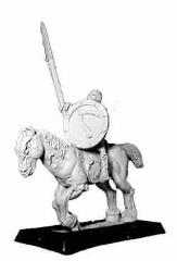 Skeleton Spear Cavalry I
