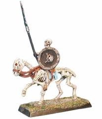 Skeleton Spear Cavalry II