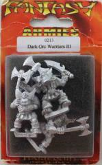 Dark Orc Warriors III