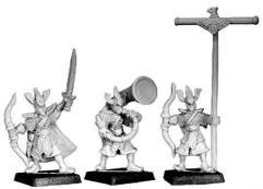 High Elf Archer Command