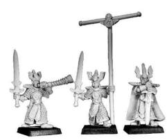 High Elf Sword Warders Command
