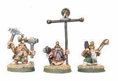 Dwarf Miner Command