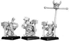 Dwarf Hammer Command
