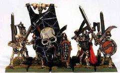 Lord Varousa's Skeleton Warriors