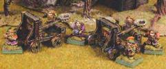 Kalin Kosh's Dwarf Stone Launchers