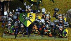 Ulfius Irongrip's Dwarf Hammers