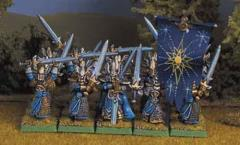 Lord Selivent's High Elf Sword Warders