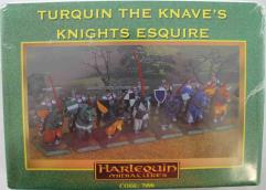 Turquin the Knave's Knights Esquire
