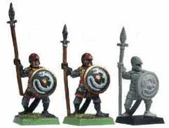 Corsairs of Umbar Spearmen II