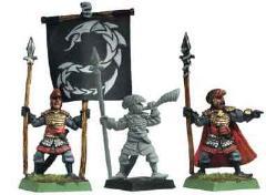 Corsairs of Umbar Spearmen Command