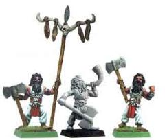 Easterling Axeman Command