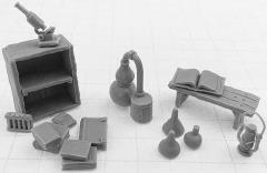 Alcehmist's Laboratory Basing Kit