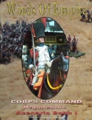 Corps Command 3.0 - Scenario Book #1, Winds of Empire