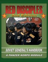 Red Disciples - Soviet General's Handbook (2nd Edition)