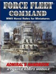 Force Fleet Command - WWII Naval Rules for Miniatures