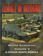 Battle Scenarios #5 - Legacy of Defiance