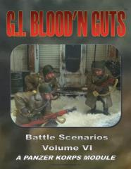 Battle Scenarios #6 - G.I. Blood'N Guts