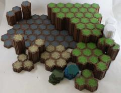 Heroscape Terrain Collection #1