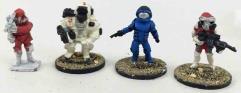 Interstellar Adventurers in Heavy Gear #1