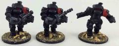 Shocktroopers in Power Armor #1
