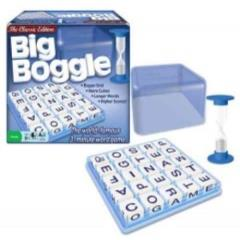 Big Boggle (Classic Edition)