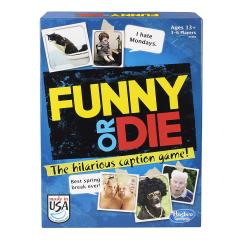 Funny or Die - The Hilarious Comparison Game