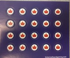 Roundel Sheet - Canada