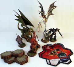 Orm's Return - Heroes of Laur, Complete Expansion Set!