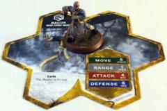 Master's Arrival, The - Master Win Chiu Woo (Gencon 2007 Exclusive)