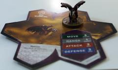Wave #12 - Warriors of Eberron - Red Wyrmling