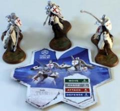 Wave #7 - Fields of Valor - Knights Templar Cavalry