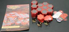 Volcarren Wasteland - Complete Set!