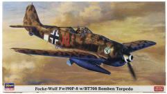 Focke-Wulf Fw190F-8 w/BT700 Bomben Torpedo (Limited Edition)