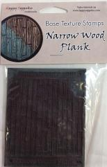 Narrow Wood Plank