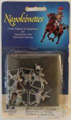 French Guard Cavalry - Chasseurs A Cheval Command & Malamukes