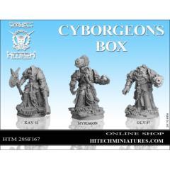 Cyborgeons Box