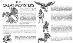 Great Monsters, The