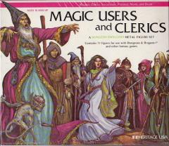 Magic Users and Clerics