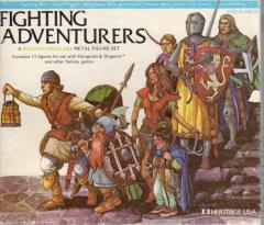 Fighting Adventurers