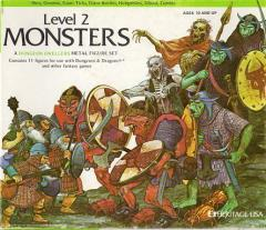 Level 2 Monsters