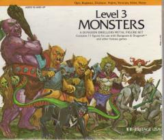 Level 3 Monsters