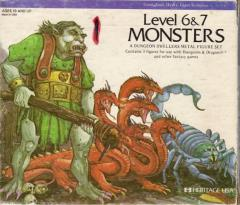 Level 6 & 7 Monsters